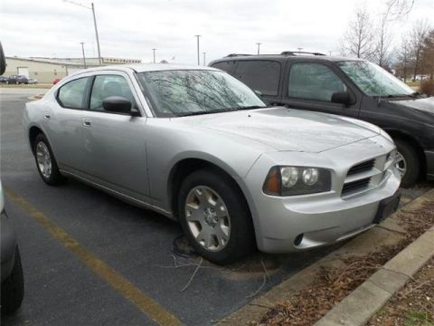 Pre-Owned 2007 Dodge Charger Rear-wheel Drive Sedan
