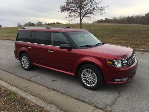 New 2019 Ford Flex SEL Front-wheel Drive