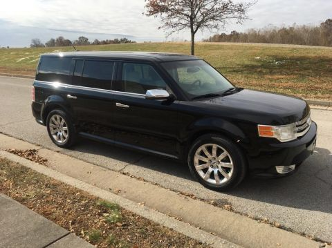 Pre-Owned 2012 Ford Flex Limited Front-wheel Drive