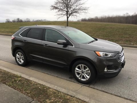 New 2020 Ford Edge SEL Front-wheel Drive
