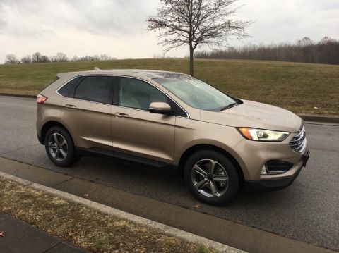 New 2020 Ford Edge SEL All-wheel Drive