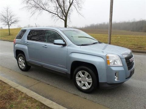 Pre-Owned 2015 GMC Terrain SLE-1 Front-wheel Drive