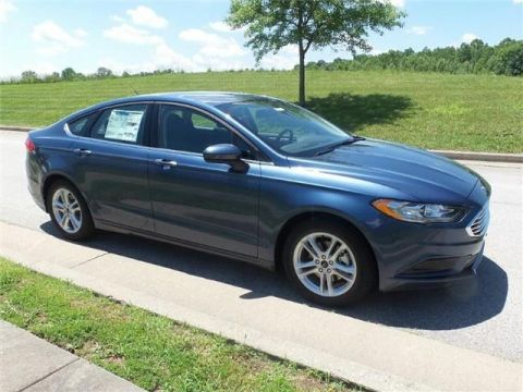 New 2018 Ford Fusion SE Front-wheel Drive Sedan