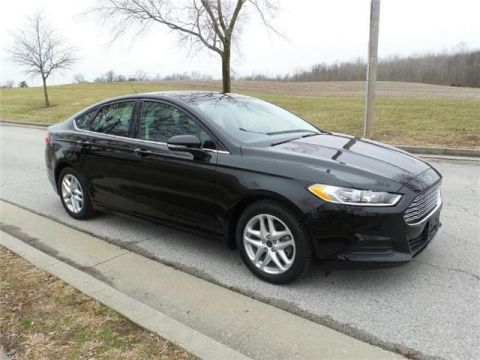 Pre-Owned 2016 Ford Fusion