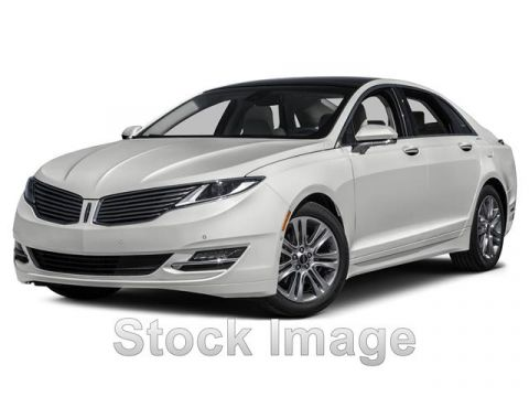 Pre-Owned 2016 Lincoln MKZ Front-wheel Drive Sedan Front Wheel Drive SD