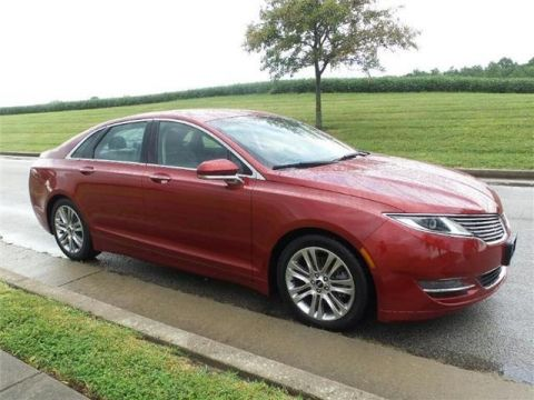 Pre-Owned 2013 Lincoln MKZ Front-wheel Drive Sedan