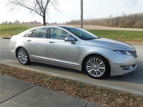 Pre-Owned 2016 Lincoln MKZ All-wheel Drive Sedan AWD