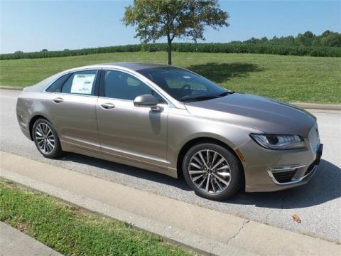 New 2018 Lincoln MKZ Select Front-wheel Drive Sedan