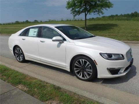 New 2018 Lincoln MKZ Reserve Front-wheel Drive Sedan