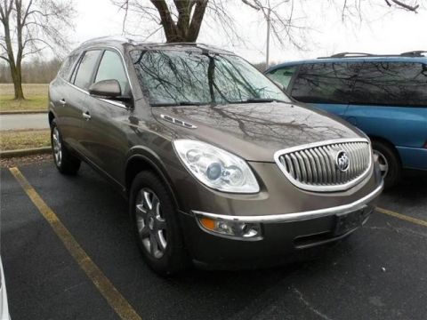 Pre-Owned 2008 Buick Enclave CXL Front-wheel Drive