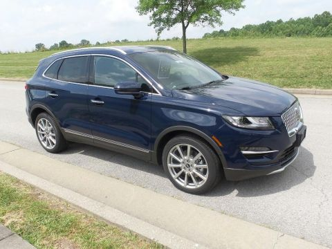 New 2019 Lincoln MKC Reserve Front-wheel Drive