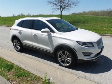 New 2019 Lincoln MKC Reserve All-wheel Drive