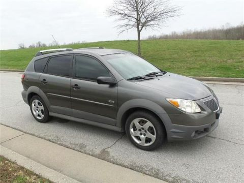 Pre-Owned 2006 Pontiac Vibe Front-wheel Drive Hatchback