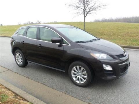 Pre-Owned 2012 Mazda CX-7 i SV Front-wheel Drive