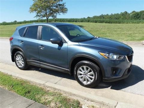 Pre-Owned 2015 Mazda CX-5 Touring All-wheel Drive