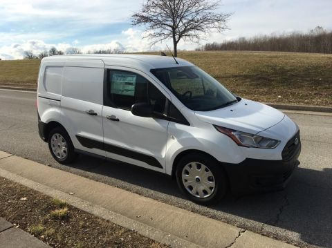 New 2020 Ford Transit Connect XL w/Rear Liftgate Cargo Van