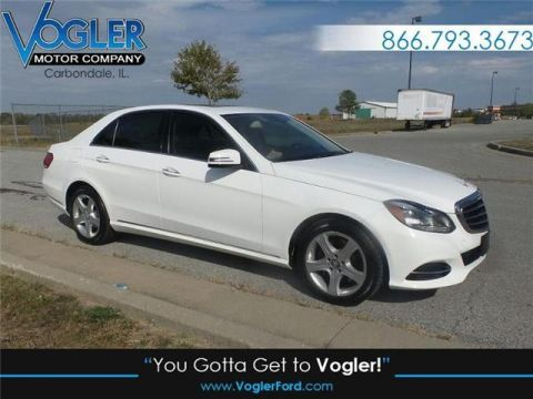 Pre-Owned 2014 Mercedes-Benz E-Class E350 All-wheel Drive 4MATIC® Sedan AWD